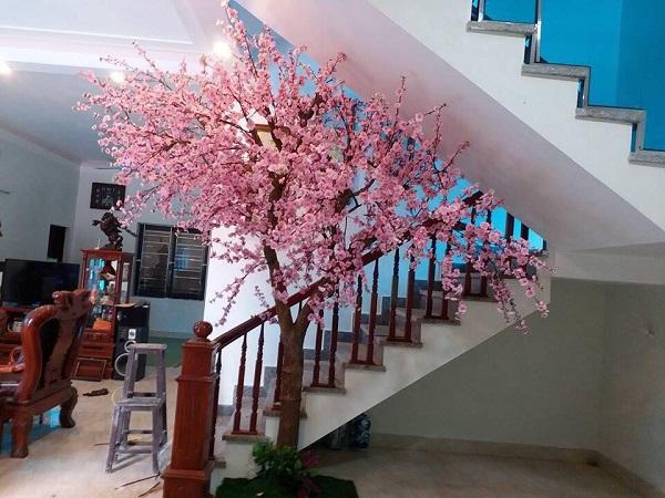 Cây hoa giả